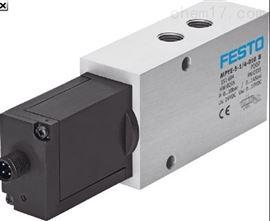 MPYE-5-1/4-010-BFESTO德国费斯托比例方向控制阀 规格详情