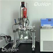 實驗室樹脂用真空合成攪拌分散乳化反應釜