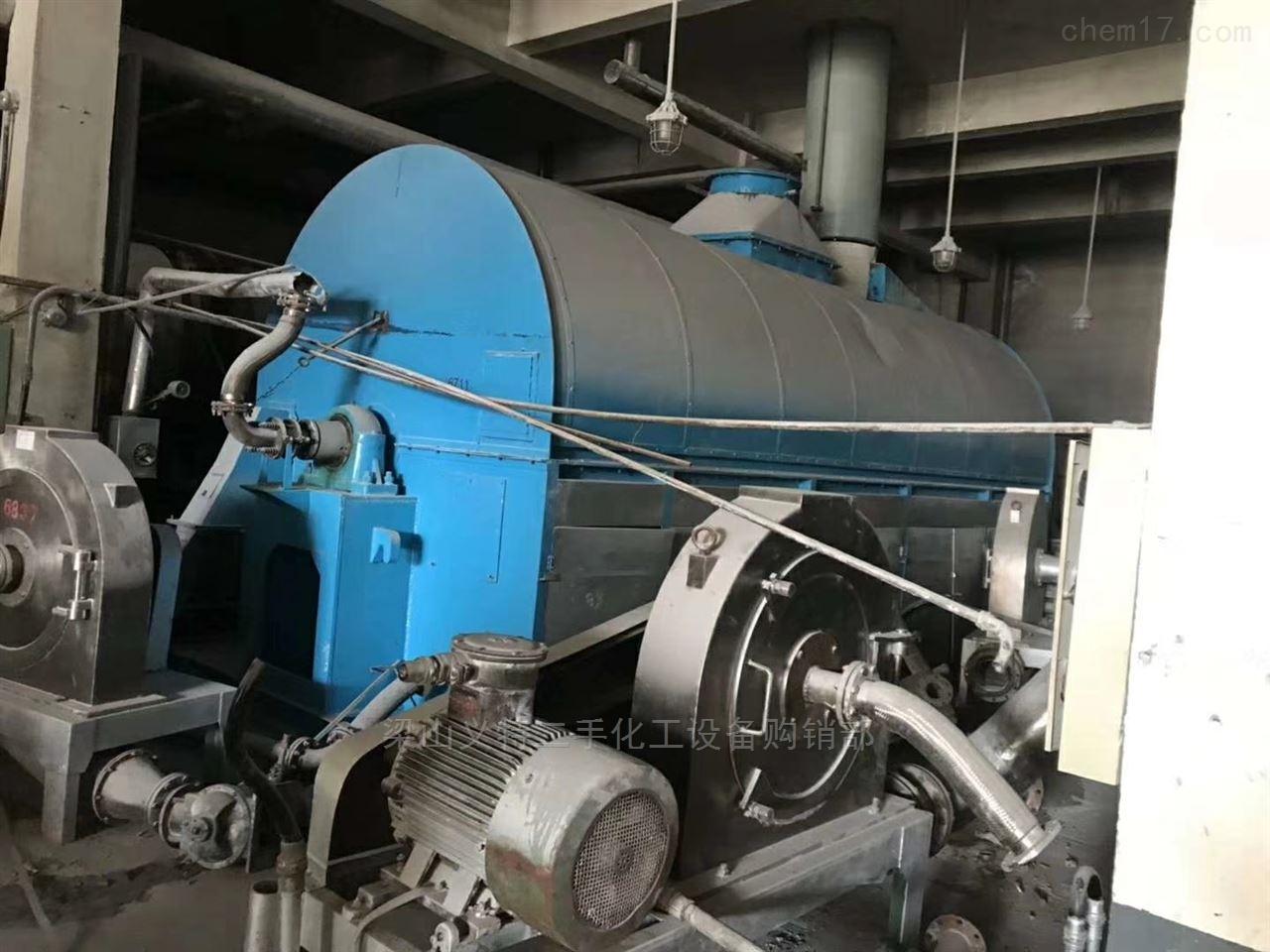 大量回收二手管束干燥机
