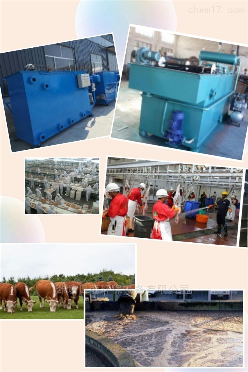 江西省屠宰血水处理设备RL溶气气浮机