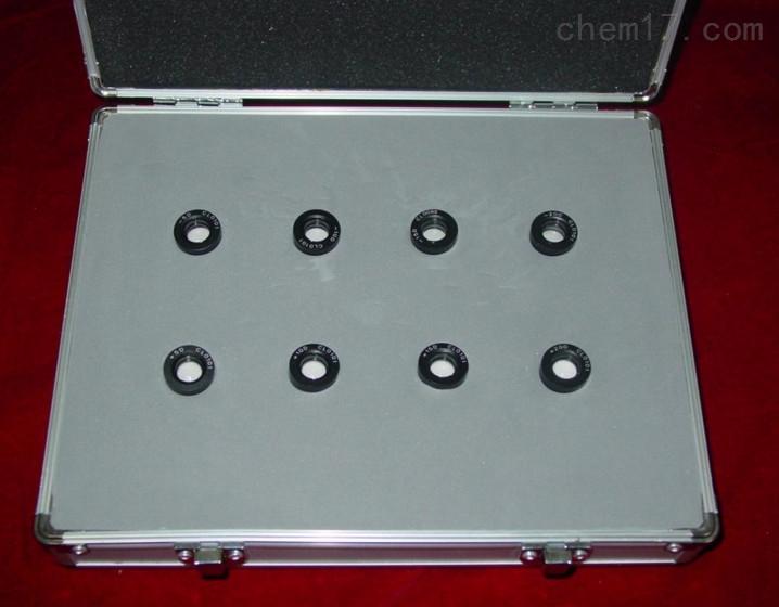 角膜接触镜顶焦度标准镜片