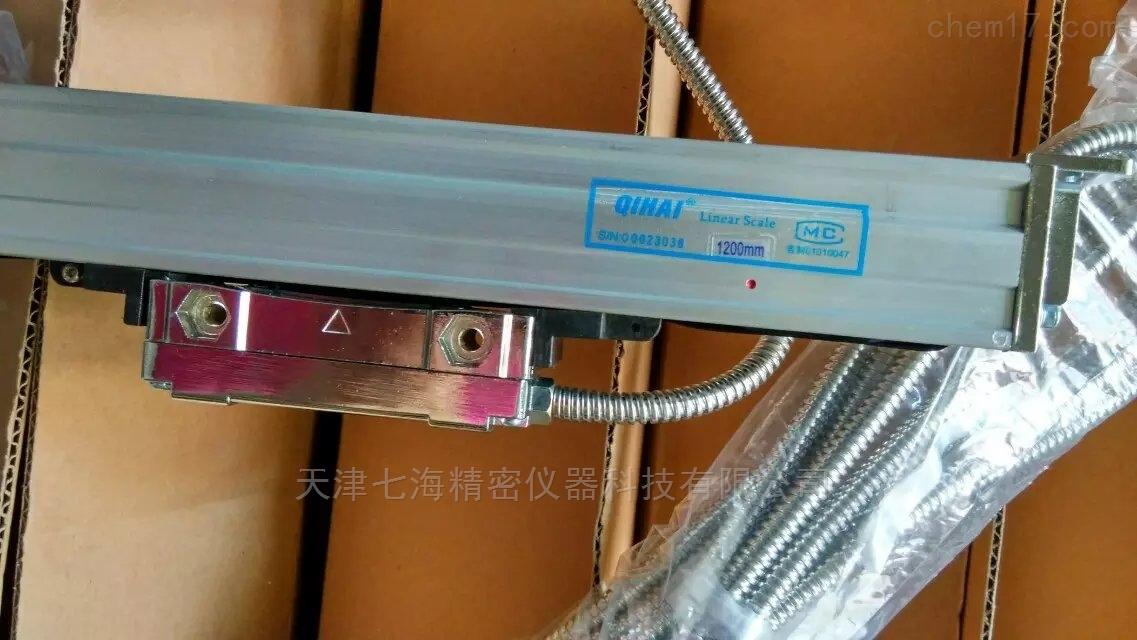 光栅尺装置体例,请求,表示图