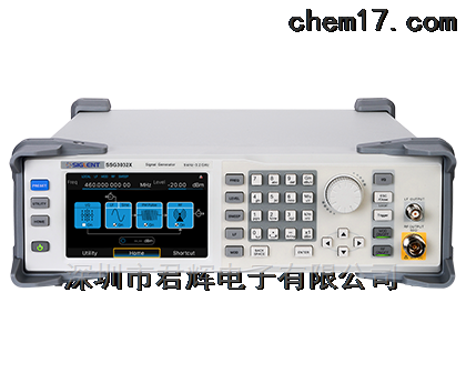 3.2G射频信号源SSG3032X