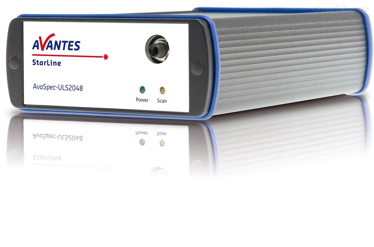 大像素尺寸CCD光纤光谱仪