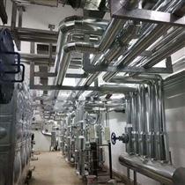 铝皮橡塑保温安装工程厂家报价