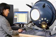 蓝菲光学均匀光源积分球系统