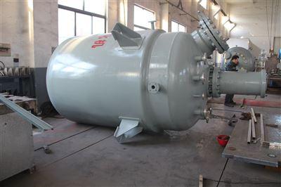 GSH30000L机械密封反应釜
