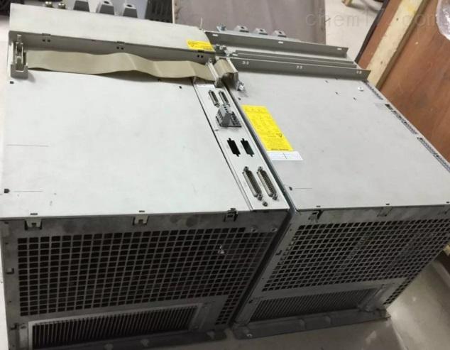 西门子840C机床电机驱动坏-系统当天修好