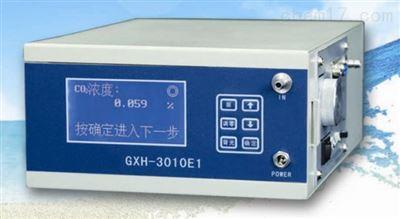 供應GXH-3010E1便攜式紅外線CO2分析儀
