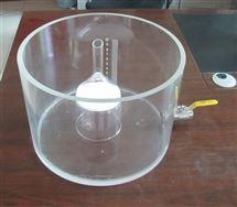 新标准道砟颗粒表面清洁度P30玻璃过滤器