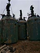 回收二手反应釜常年高价回收二手搪瓷反应釜价格