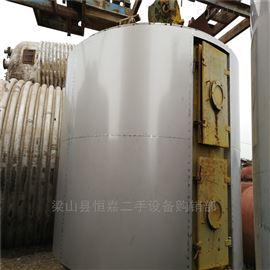 40平方邯郸降价出售二手40平方盘式连续干燥机