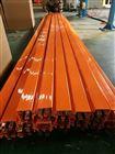 6极50A80A120A坚固耐用DHG多极导管式滑触线价格
