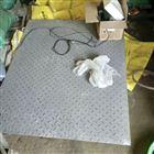 吉林销售2吨单层电子地磅秤厂家