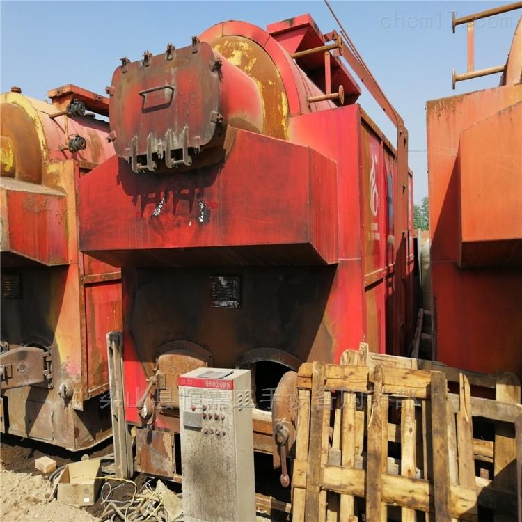 2吨-邯郸低价出售二手2吨立式燃气蒸汽锅炉