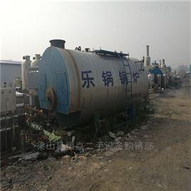 2吨铜陵低价处理二手立式燃气蒸汽锅炉