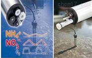 德国WTW氨氮/硝氮二合一在线自动监测传感器