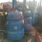 二手2吨搪玻璃反应釜供应商