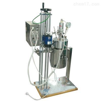 实验室升降翻转钛材反应釜