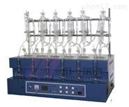 恒温加热一体化蒸馏仪CYZL-6Y氨氮蒸馏器