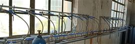 气路安装实验室气路系统工程安装
