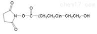 PEG衍生物HO-PEG-NHS 羟基聚乙二醇活性酯 修饰PEG