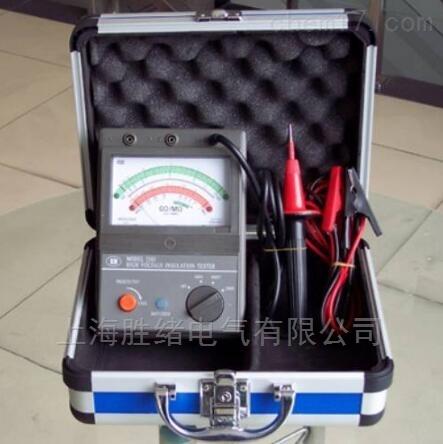 3124 高压绝缘电阻测试仪