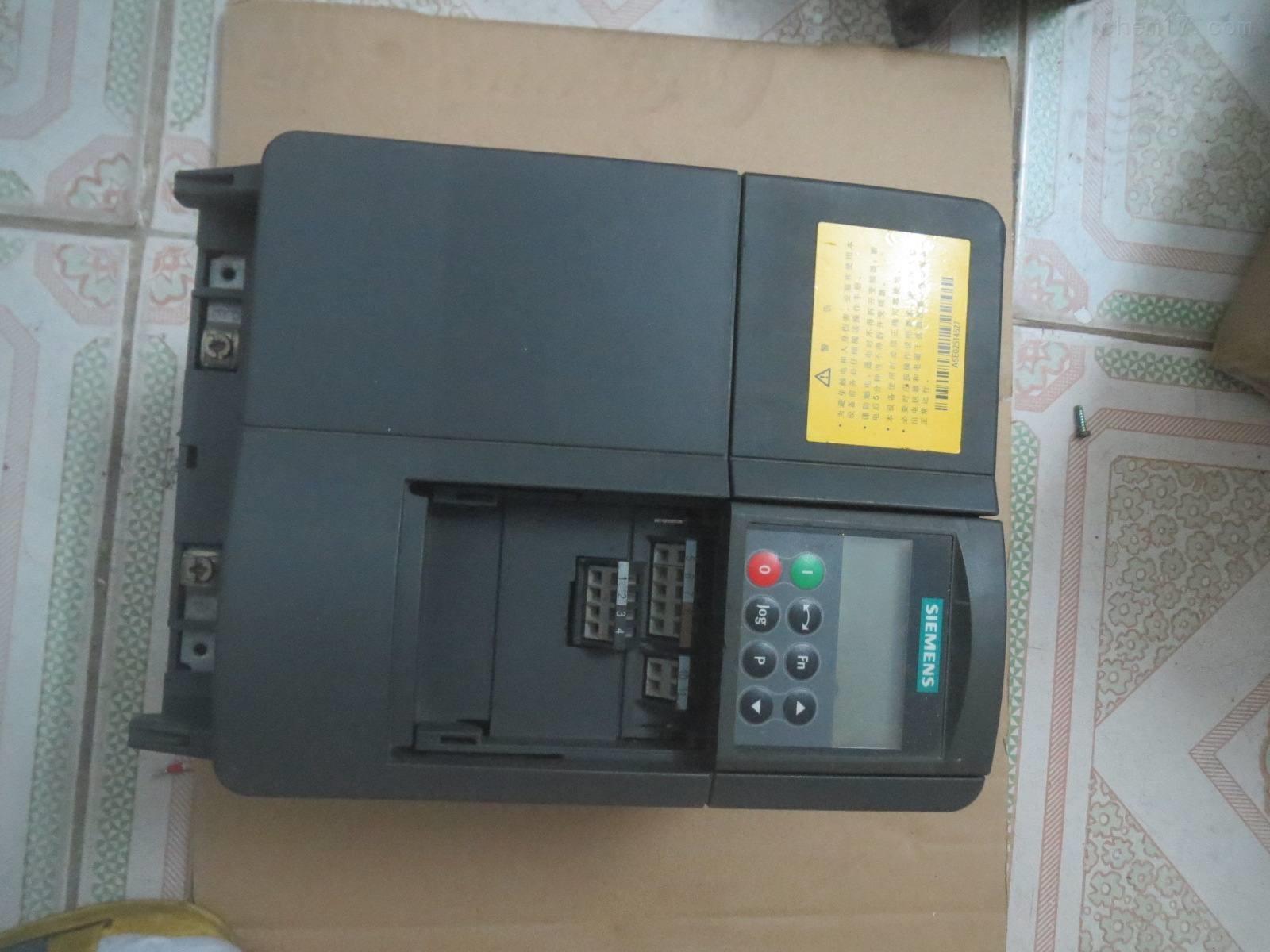 SIEMENS变频器MM420-12/2 货期短