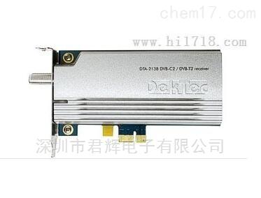 DAT-2138DVB-T2/C2码流卡