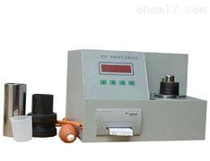 智能型砂透气性测定仪