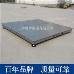 scs5吨不锈钢电子地磅秤