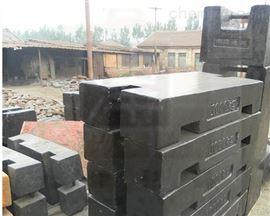M1级河北唐山砝码厂-生产直销1T2T5T铸铁砝码