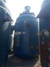 二手10吨搪瓷反应釜供应