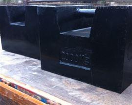 M1级贵州遵义1000kg1000公斤铸铁砝码铸造厂