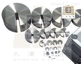 M1饼形不锈钢砝码10kg10公斤饼式砝码定制出售