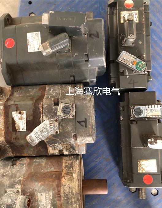 西门子S120系统报警F31885伺服电机修理