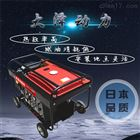 上海大泽300A小型汽油发电电焊机