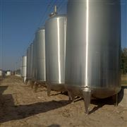 各种型号常年低价转让 二手10立方不锈钢储罐