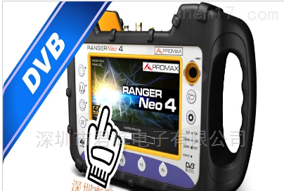 RPOMAX全新4K解码多功能数字电视信号分析仪