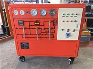 三级 SF6气体抽真空充气装置 承装修试