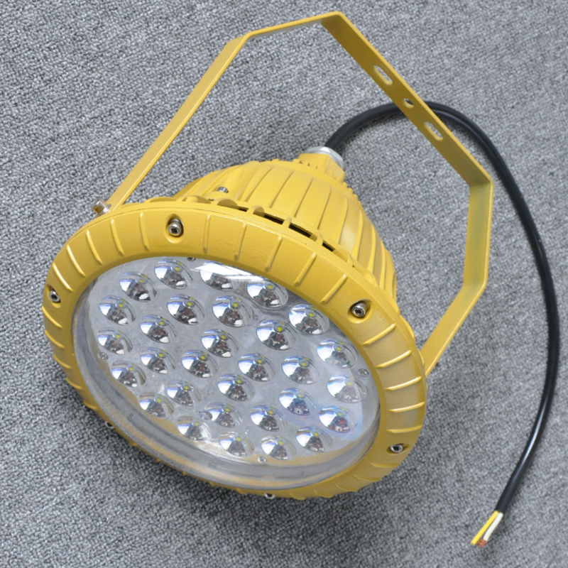 LY8910 U型支架壁装高效节能防爆LED灯