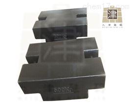 M1纯铸铁-方形砝码500公斤/平板型砝码500kg
