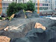 治理扬尘专用绿色盖土网参考价