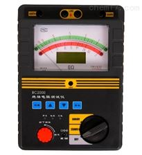 BC2000智能双显绝缘电阻测试仪生产厂家