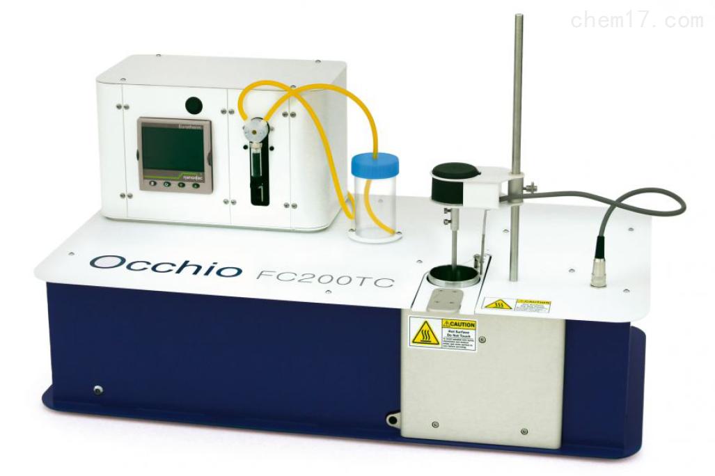 粒度粒形分析儀(高溫物料)