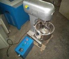 实验室仪器设备无级调速20L水泥土搅拌机