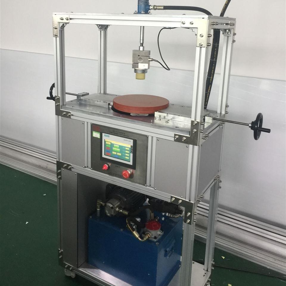 充电桩接口插拔寿命试验机机充电枪检测设备
