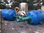 回收二手2吨搪瓷反应釜价格