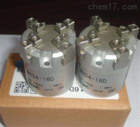SMC气爪MHS2系列日常保养及安装说明