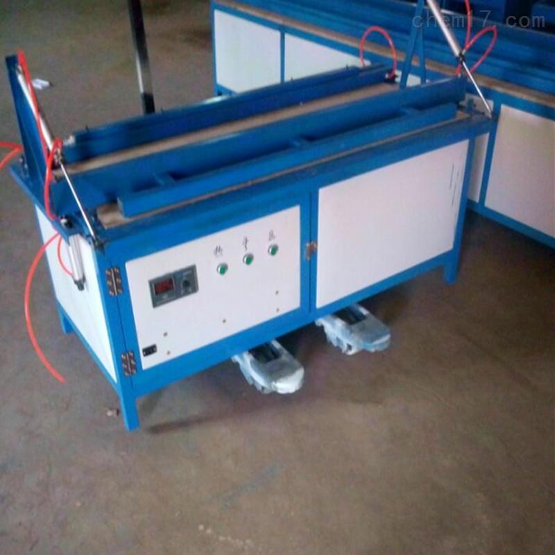 下水管道气动加压精品折弯机价格优惠